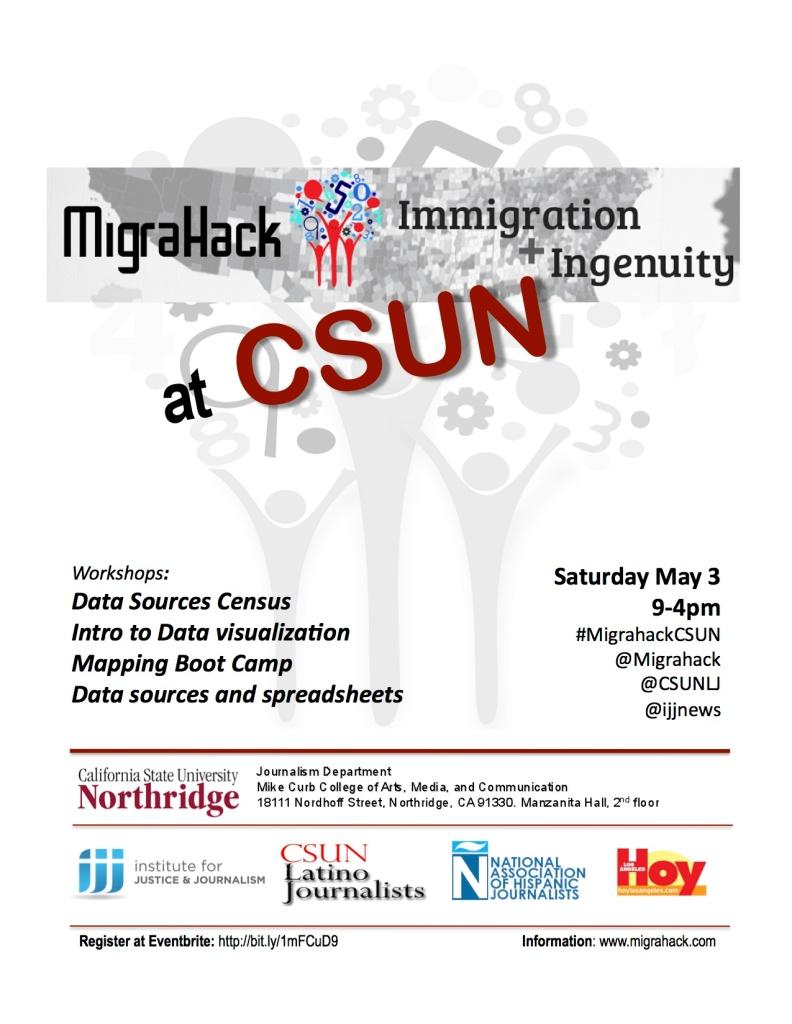 Migrahack at CSUN